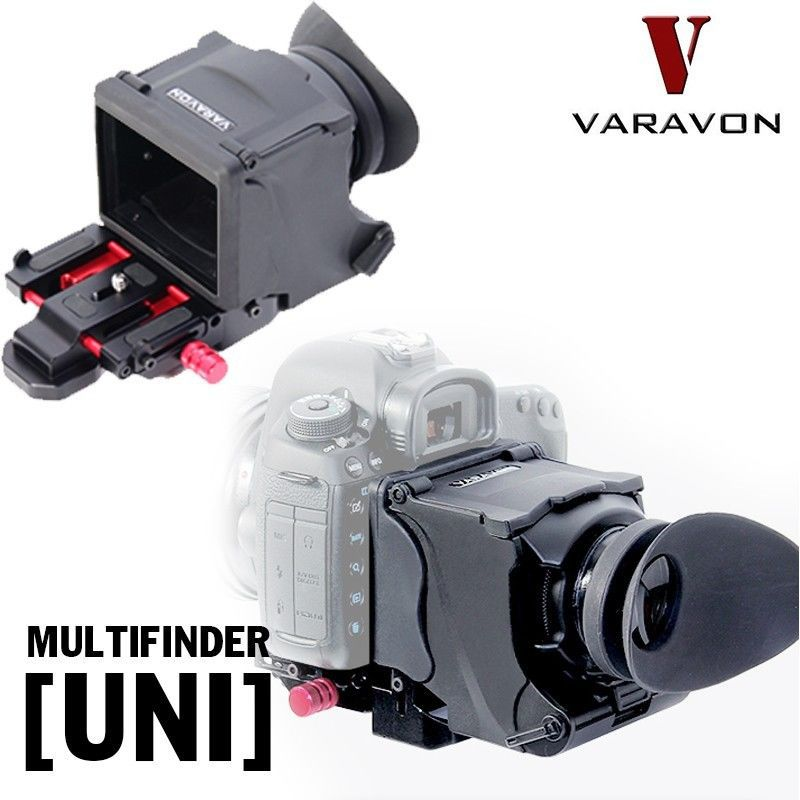 Varavon MULTI FINDER HD DSLR font b Camera b font LCD viewfinder Loupe for Canon EOS