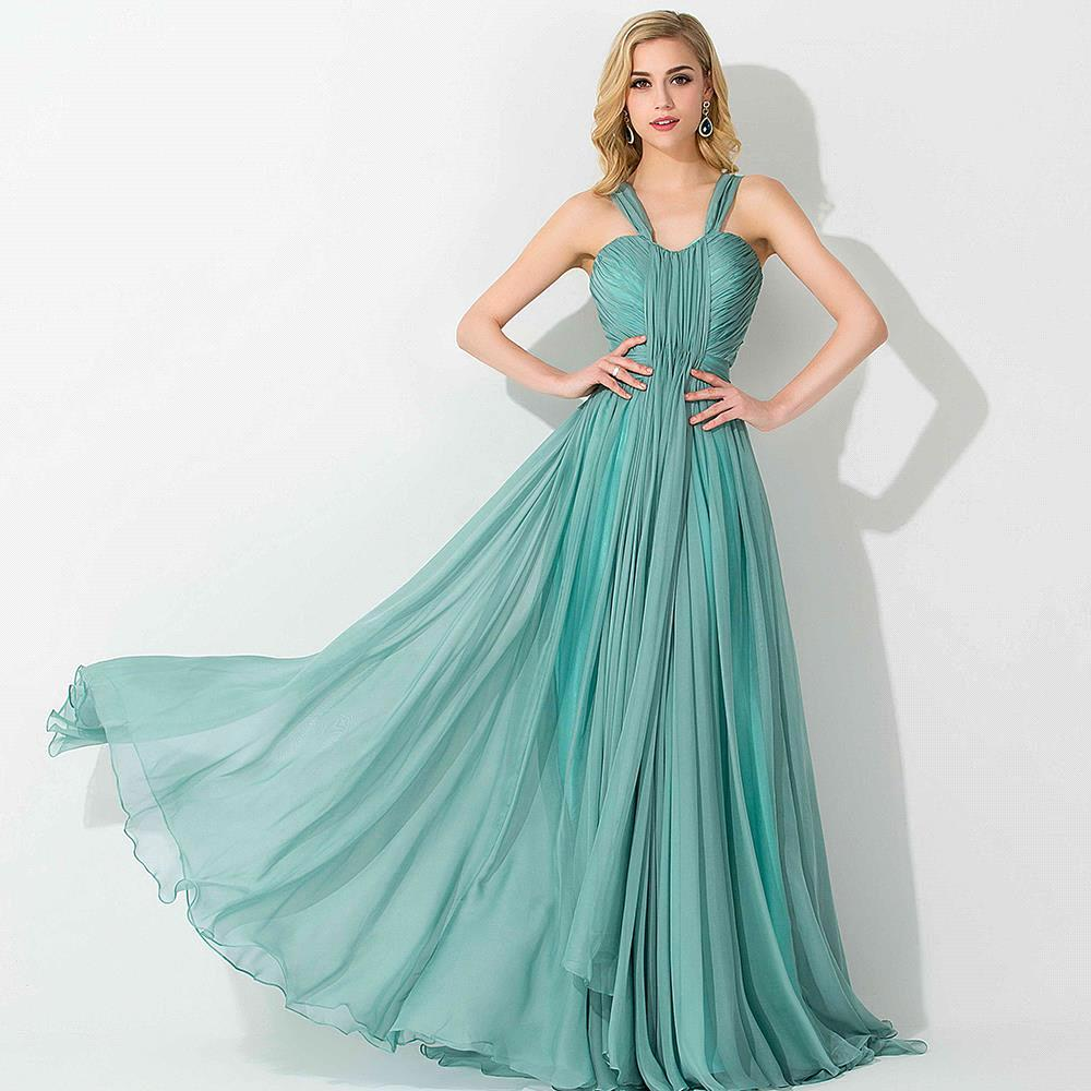 Flowing Green Dresses | Dress images