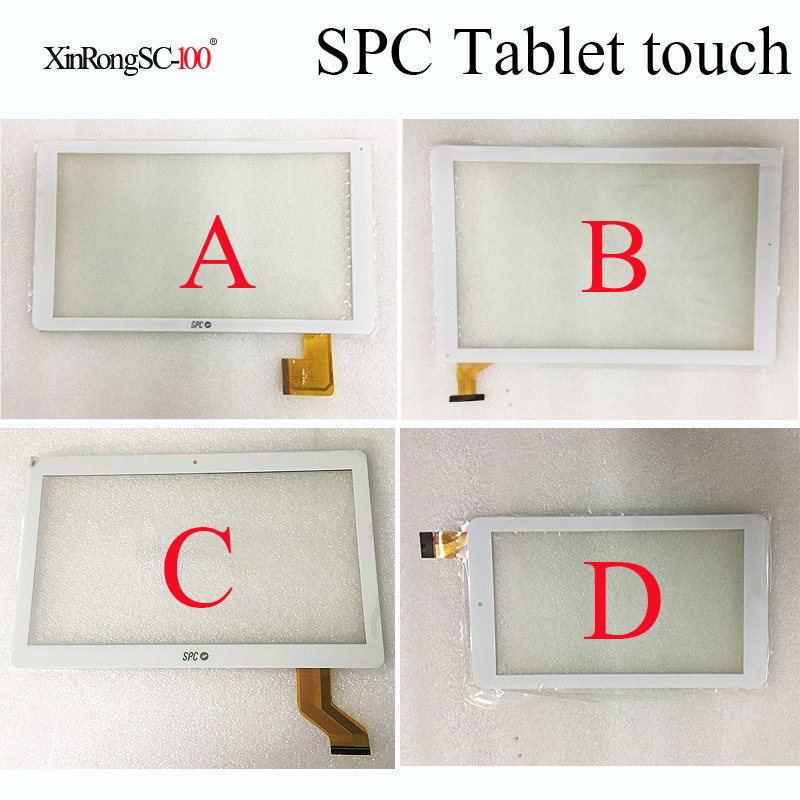 For 7 10.1 inch SPC GLEE 10.1 Heaven QUAD CORE Glow 9763108B V4.1 97632323B glow 10 QC Tablet touch screen panel digitizer glass