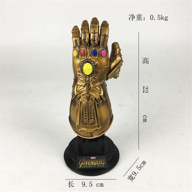 Перчатка Таноса мстители 3 война бесконечности 5