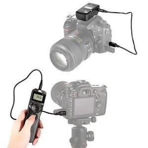 Image 5 - Pixel TW 283 DC0 Cámara temporizador inalámbrico Disparador remoto Control de liberación Cable para Nikon D800E D800 D810 D810A D700 D500 D5 D200
