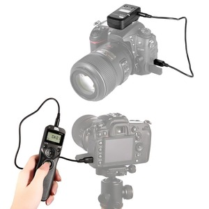 Image 5 - Pixel TW 283 DC0 Camera Wireless Timer Remote Shutter Release Control Cable For Nikon D800E D800 D810 D810A D700 D500 D5 D200