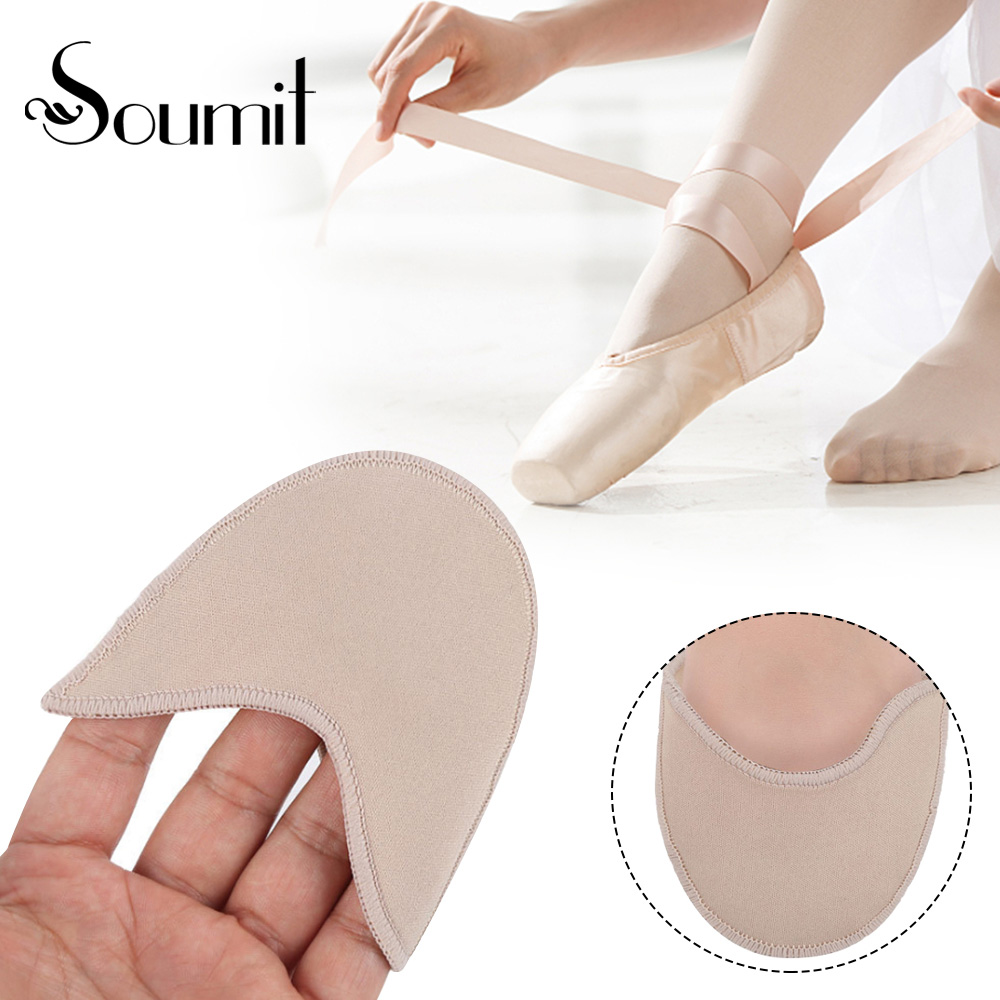 Soumit ballet SEBS Foot protector Soft absorbent breathable Insoles Relieve foot pressure insoles Suitable for ballet dancers