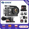 Originele EKEN H9R H9 Ultra HD 4K WiFi Actie camera met 2.4G Afstandsbediening 2.0