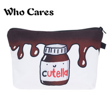 Women Cosmetic Bag Makeup Bags Handbags Beautiful neceser Organizer Cutella Melt Pencil Case Travel Bags Pencil Bag