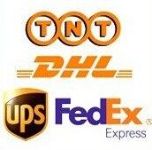 Дополнительная оплата при заказе DHL или другой способ доставки