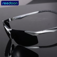 Fashion Summer Polarized Coating Sunglass Carbon Fiber Polaroid Sunglas