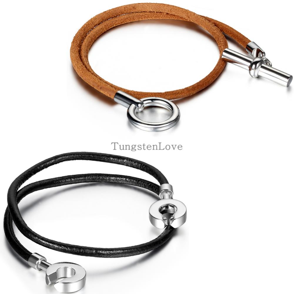 2015 new fashion long leather bracelets amp bangles handmade