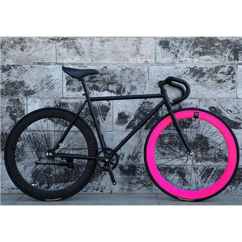141003/Men and women style bend the road bike / inverted brake solid tire adult life to fly the bike/Dead fly bike / lo 141003