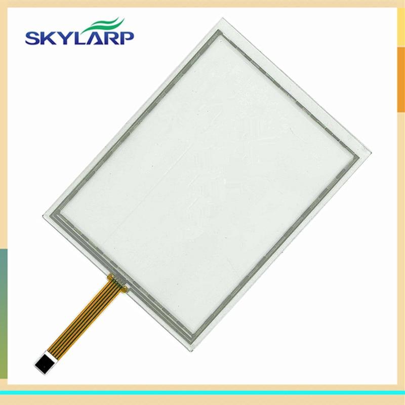 skylarpu 10.4 inch Touch Screen 249mm*186mm Industrial equipment touch screen + USB driver board Digitizer Replacement industrial equipment board pca 6114p10 b rev b1
