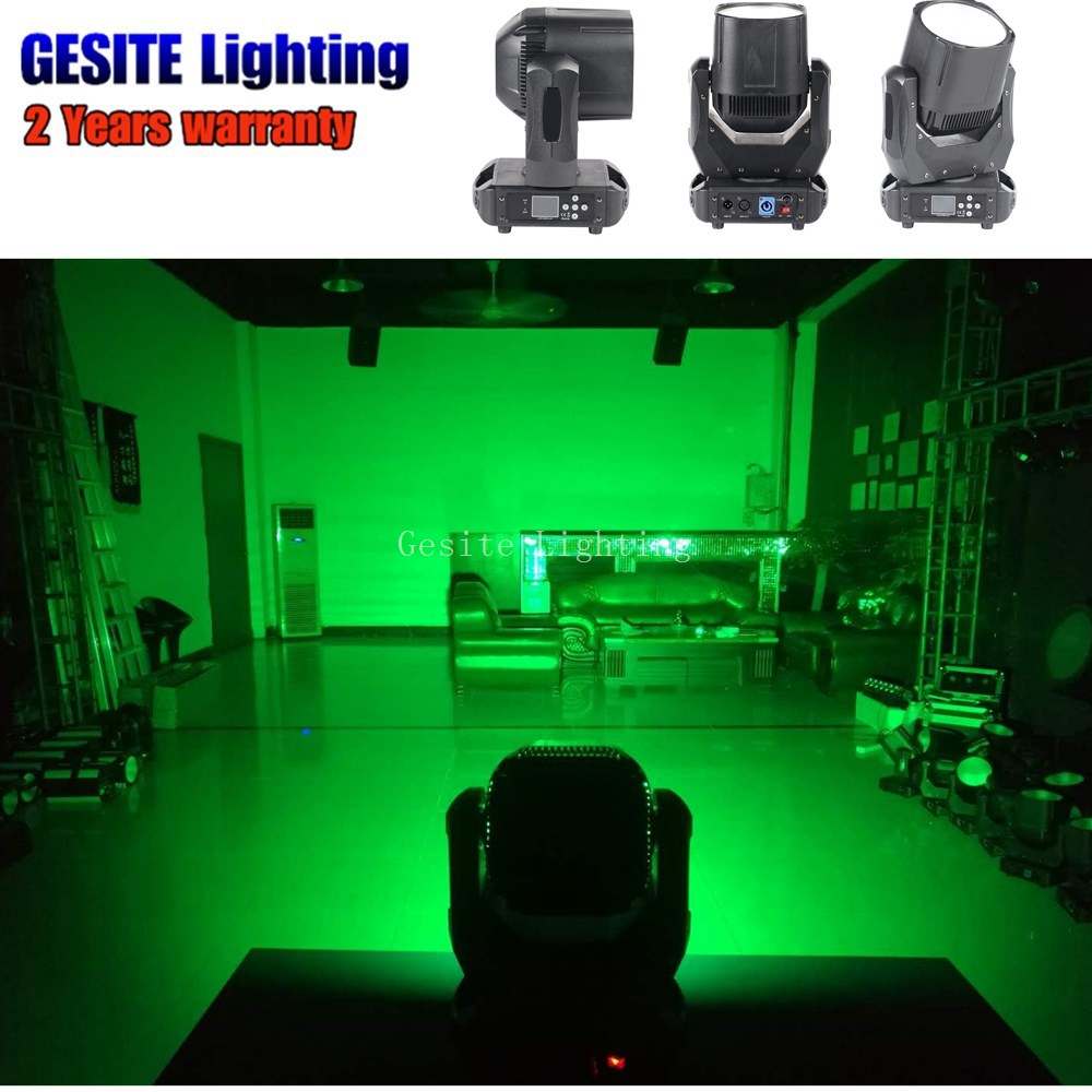 RGBW led cob moving head 150w dmx wash move light for DJ events ...