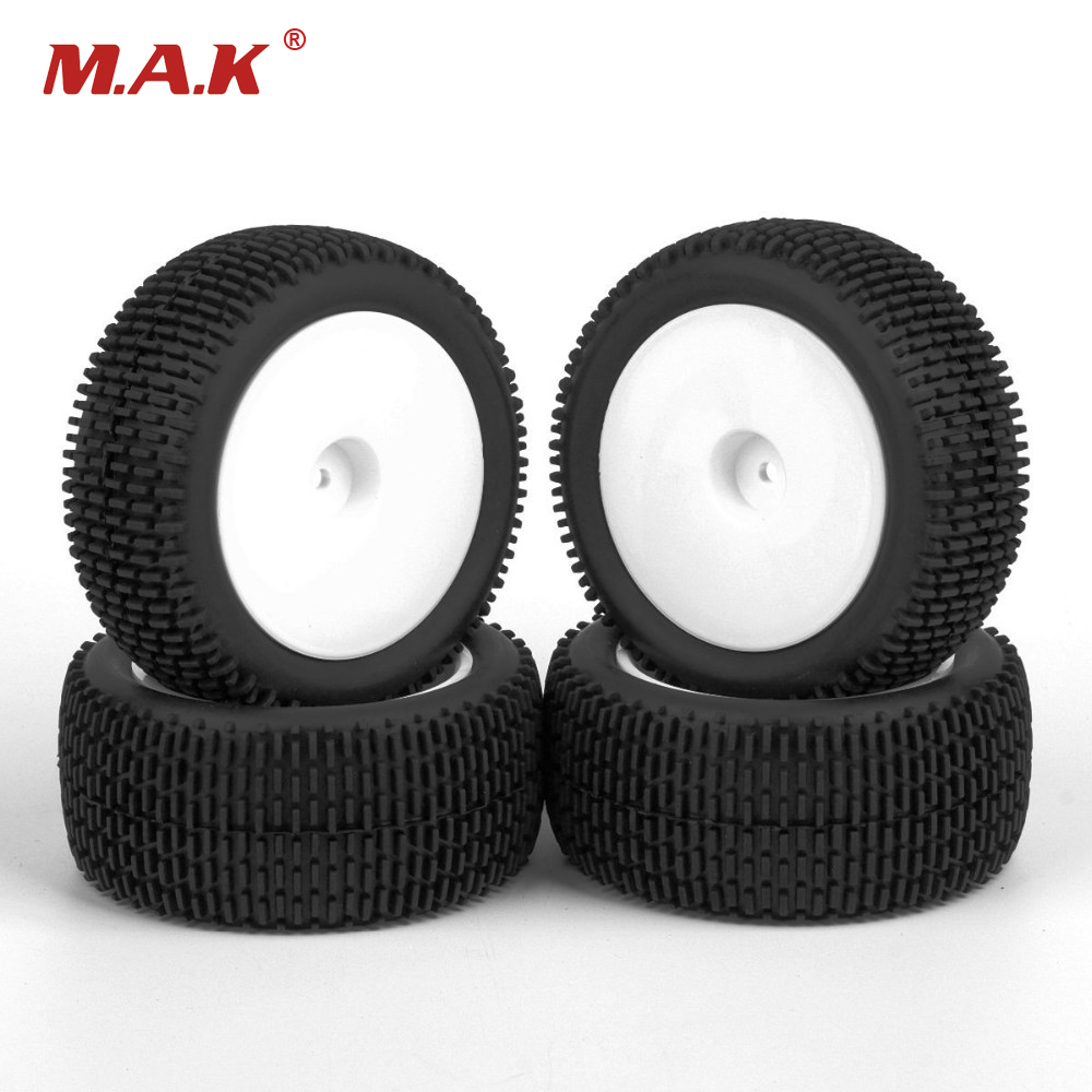 1/10 Scale Car/Buggy Model Tires & Wheel For RC Off-Road Buggy Car Toys Accessory hsp 1 10 off road buggy body 2pcs 31 17 6cm 10706 10707 106ma2 rc car electric rc car bodyshell for 94107 94107pro