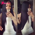 Virgin Straight Hair 7A Malaysian Straight Hair with Closure 4 Bundles with Closure Malaysian Straight Virgin Hair with Closure