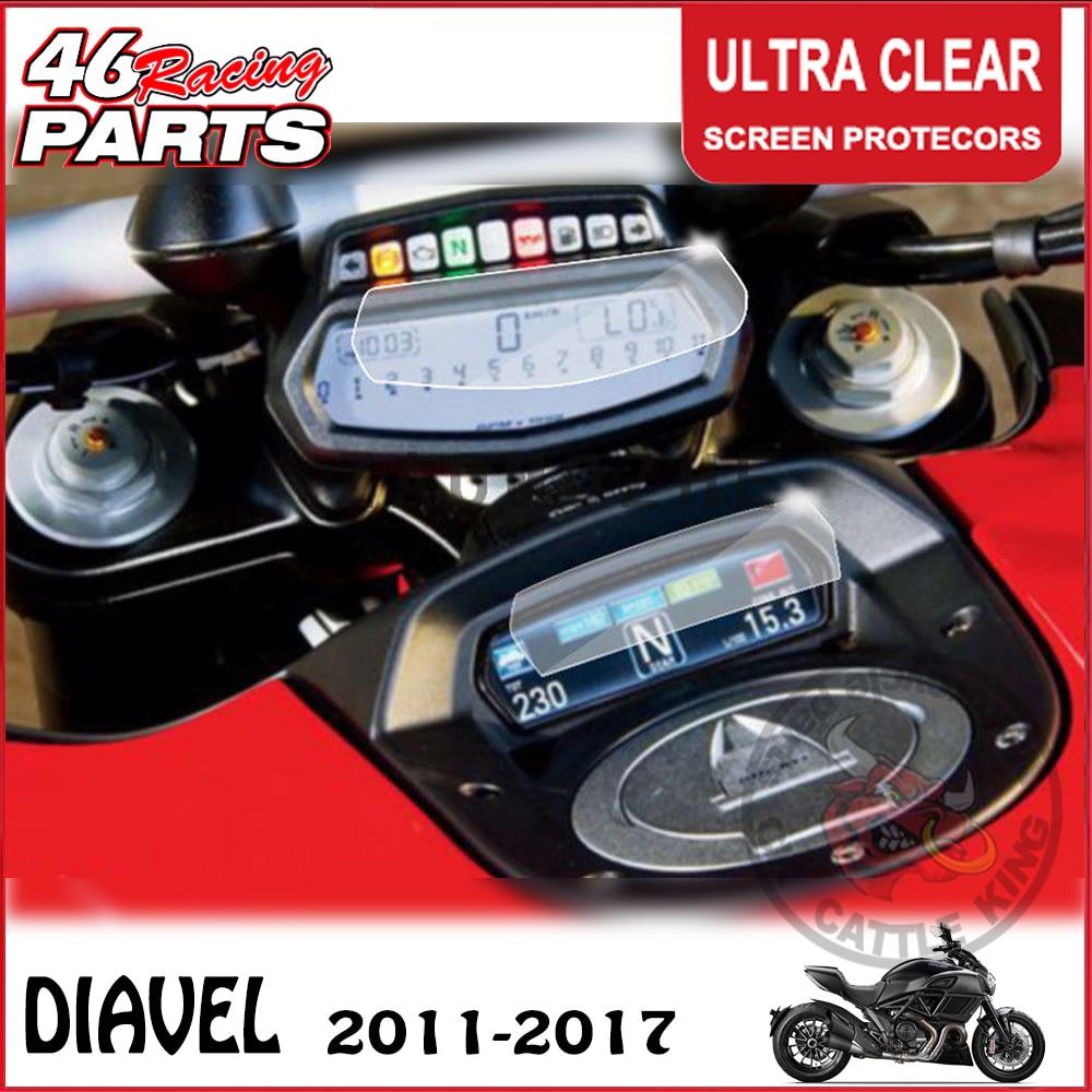 Ducati Multistrada 1200 Diavel 2010 11 2012 2013 2014 2015 Clé à Distance étui Housse