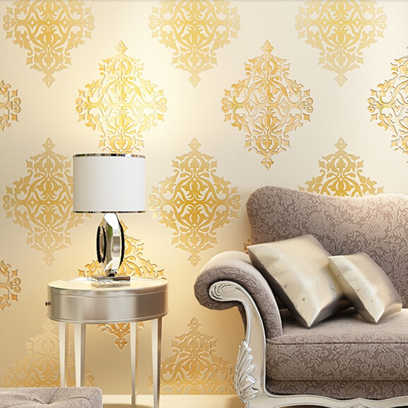 цены beibehang curve papel de parede 3d Wall Paper TV Murals For Living Room Walls Wallpapers For Living Room Vintage Home Decor