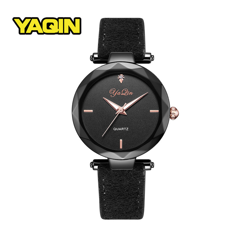 YAQIN Quartz women watch simple fashion watch women top brand luxury waterproof watch Relogio Feminino Montre Femme meibo brand fashion women hollow flower wristwatch luxury leather strap quartz watch relogio feminino drop shipping gift 2012