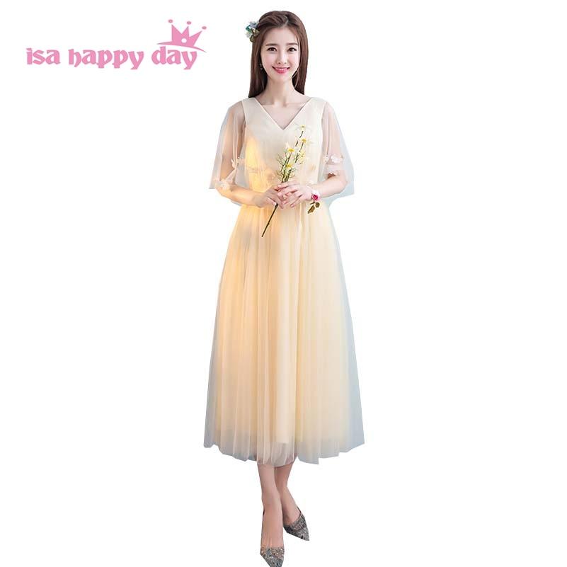 Новинка в винтажном стиле; короткие женские большие размеры 8 Топ выпускное платье цвета шампанского цвета длиной до середины икры для подр