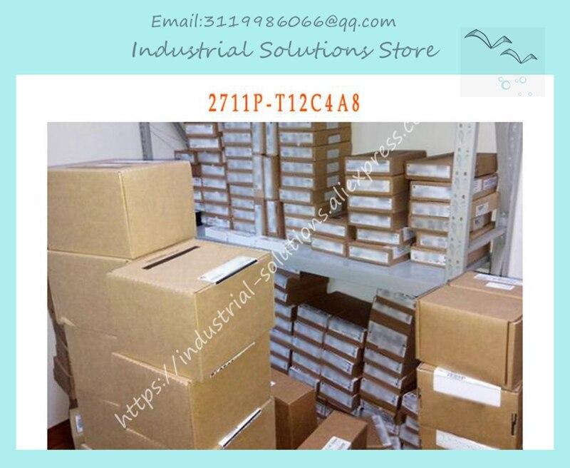 NUOVO 2711P-T12C4A8 industriale di controllo touch screenNUOVO 2711P-T12C4A8 industriale di controllo touch screen