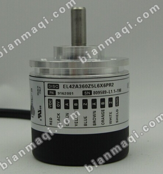 New EL42A360Z5L6X6PR2 eltra rotary encoder solid shaft 6mm360 line new el42a360z5l6x6pr2 eltra rotary encoder solid shaft 6mm360 line