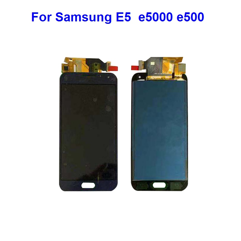 Für Samsung E5 E5000 E500f e7 Montage <font><b>LCD</b></font> Display Digitizer Touch Screen Reparatur Für Samsung E5 Display <font><b>E500</b></font> <font><b>lcd</b></font> image