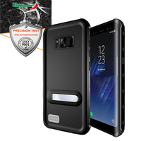 Redpepper DOT 360 Waterproof Case for Samsung Galaxy S8 S8 Plus Kickstand Armor Cover For S8+ Swimming Phone Case Protector