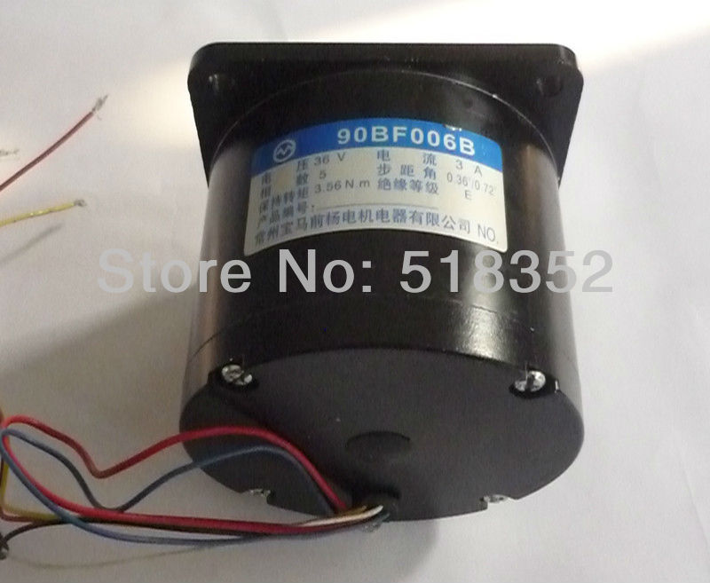 90BF006B Stepper Motor Drive for Baoma EDM Drilling Machine l433mm lifting screw rod with screw nut m20x 2mm tooth pitch for jinma baoma edm small hole drilling machines edm spare parts