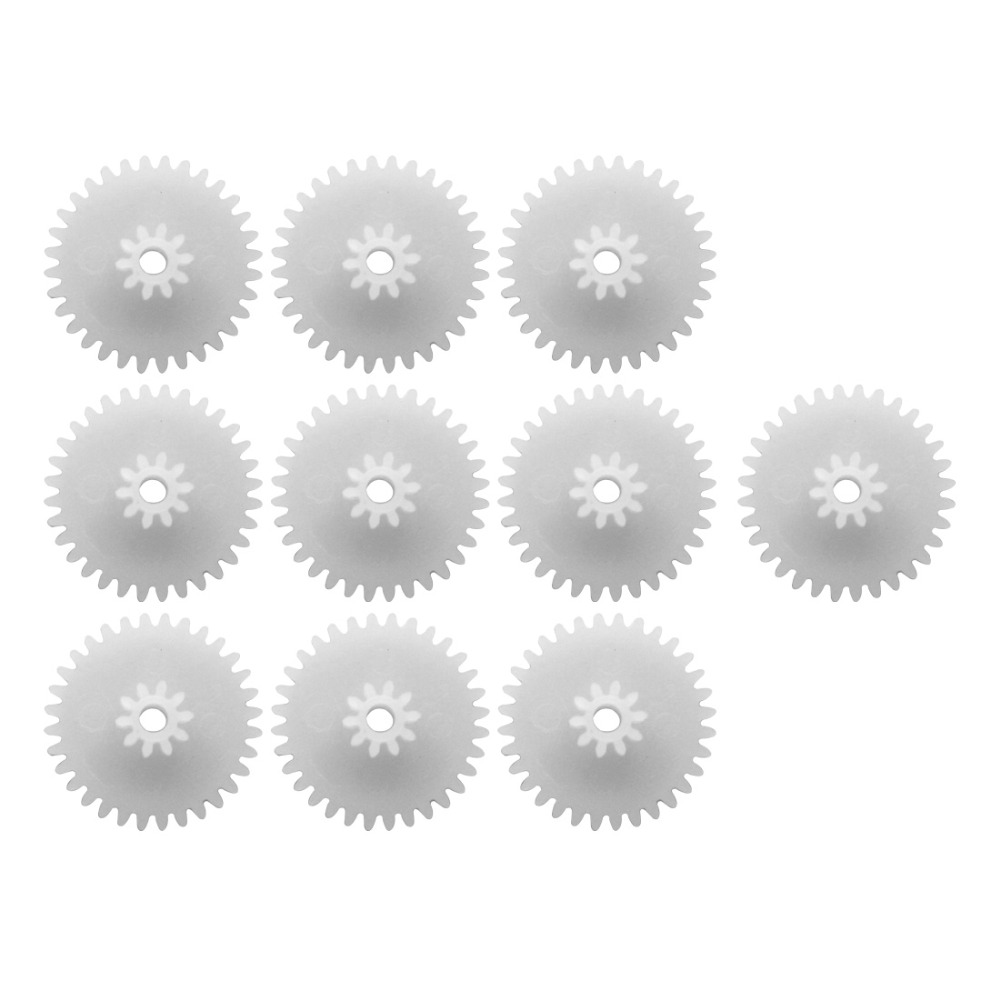 JMT 2032B 10pcs Transmission Gear Reduction Gear Remote Control Car Accessories Plastic Gear Package  For DIY Car Toy