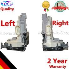 8J1837015A  8J2837016A Pair Front Right+ Left  Door Locks For Audi A4 Allroad A5 Q3 Q7 TT for VW PASSAT TOUAREG