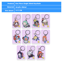Cute One Piece Keychain (11 Styles)