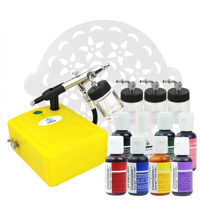 OPHIR Airbrush kookide kaunistamise tööriistad, sealhulgas - Elektrilised tööriistad - Foto 2