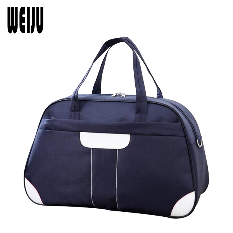 261734496 Weiju hombres mujeres Bolsas de viaje nuevo casual hombres bolsa de viaje  2017 bolsas viaje Bolsas gran capacidad de viaje yr0174