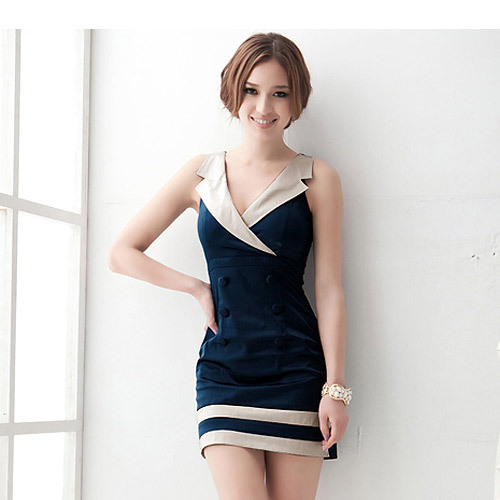 Sexy Club Party dresses Ladies Slim tight-fitting dress Women s solid color  polyester fabric skirt Girl gown 920988e850de