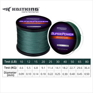 Image 5 - KastKing Lake Sea Fishing 1000m Braided Fishing Line 10 12 15 20 25 30 40 50 65 80LB PE Multifilament Fishing Line