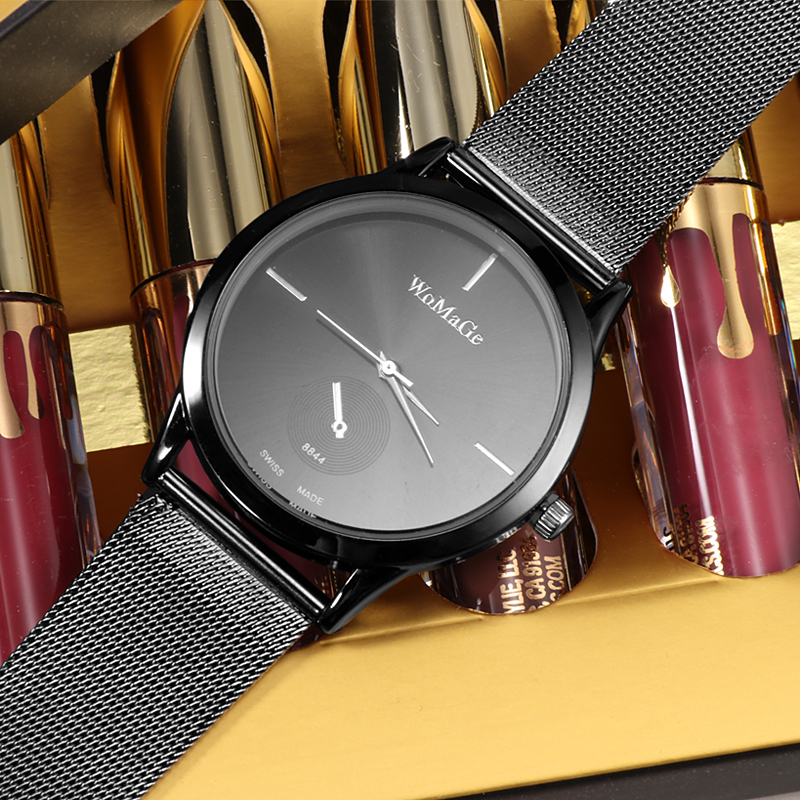 Fashion Women Rose Gold Flower Rhinestone Wrist Watches Luxury Casual Female Quartz Watch Clock Relogio Feminino Women Watch  3
