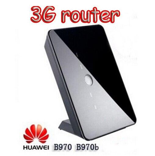 Разблокирована Huawei B970b 3G беспроводной Маршрутизатор wcdma 3 г wi-fi dongle 3 г cpe маршрутизатор автомобиля можете позвонить телефон pk b593 b681 b683 b970