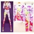 Nuevo Traje de Las Mujeres de Barbie Impreso Sudadera Con Capucha Sudaderas Chándales Jerseys Sportset Suit Tops Prendas de Abrigo Para La Mujer