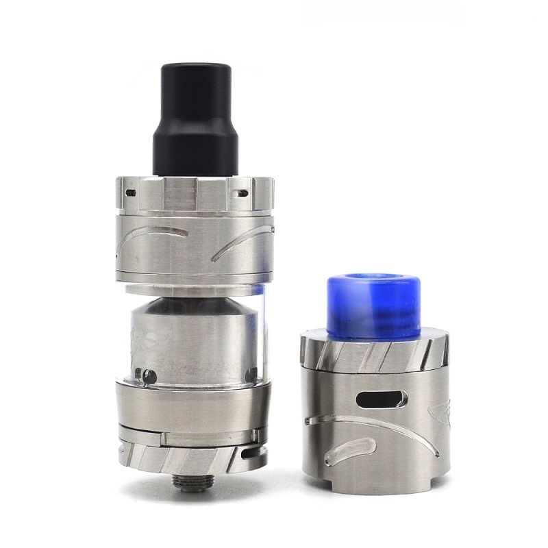 ULTON Amadeus Greek Style 24mm RTA/RDA 2ml/5ml vape tank Combo Set for MTL RTA & Big Cloud for vape mods/mech mod/box modULTON Amadeus Greek Style 24mm RTA/RDA 2ml/5ml vape tank Combo Set for MTL RTA & Big Cloud for vape mods/mech mod/box mod