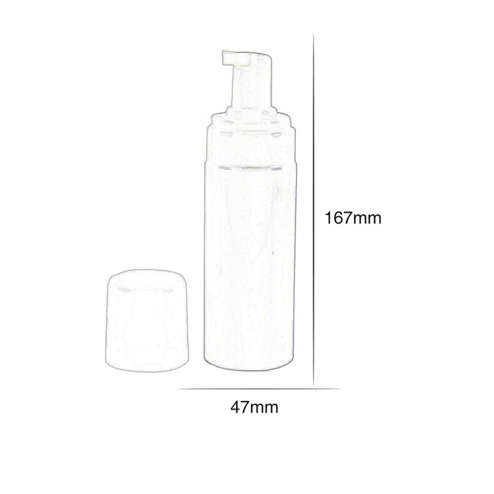 Купить с кэшбэком Portable Foam Maker Bottles Manual Bubbler for Hair Facial Cleanser Foaming Cup Body Wash Bubble Maker Salon Tool
