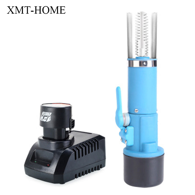 XMT HOME 2018 updated electric fish scalers fish cleaning knife fish scales remover 1pc