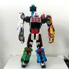 Новинка, робот трансформер Tobot, игрушки из мультфильма Tobot, супер большой размер 42 см, 6 в 1, робот трансформация, модель, детские игрушки, рожде...