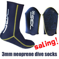 Slinx Submersible Thermal Socks Thickening Cold Proof Snorkeling Socks Sailing Boat Thermal