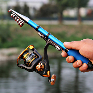 Image 2 - super short hard telescopic spinning fishing rod 1 2.3m boat stick for seafishing bass carp pole portable travel rod for holiday