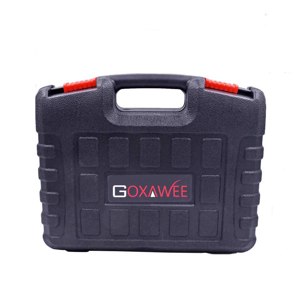 GOXAWEE Plastic Carrying Case Box Tool For Dremel Electric Drill Rotary Tools Not Include Electric Drill And Rotary Tools