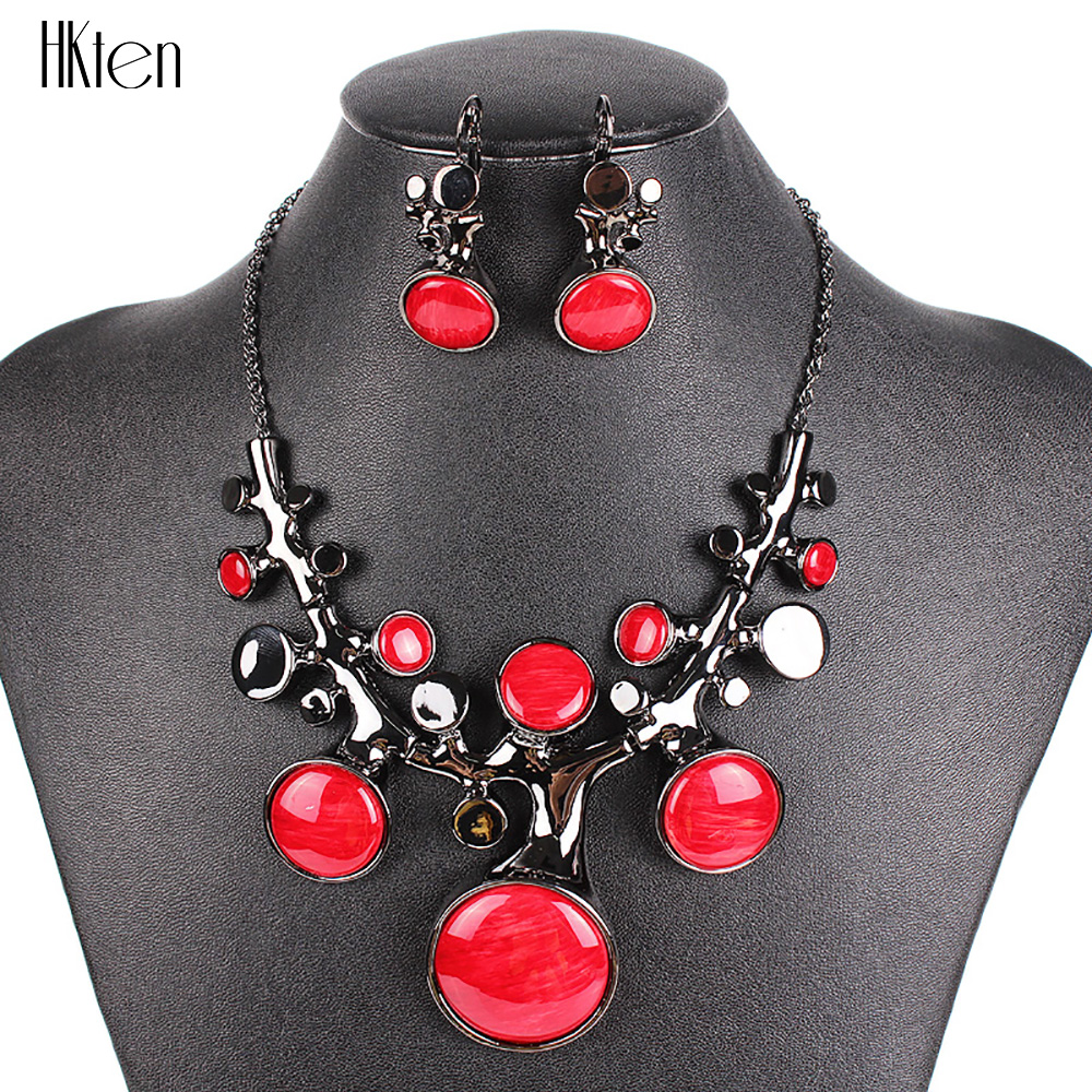 New Fashion Arrivals Wedding Jewelry Awesome Design: MS17095 Fashion Brand Jewelry Sets Bridal Necklace Set