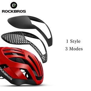 Шлем для горного велосипеда ROCKBROS, 3 в 1, MTB, велосипедные шлемы, мужские защитные шлемы, интегрированные пневматические велосипедные шлемы