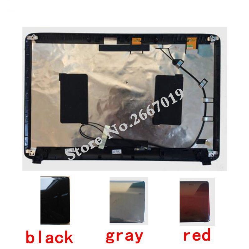 LCD top cover case For SAMSUNG R530 R528 R525 R540 Base Cover A shell