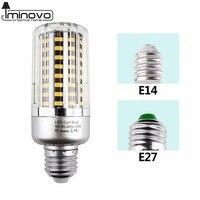 10 Paczek SMD5736 LED Light Lampa LED E27 E14 LED 220 V Kukurydzy żarówka 32 56 72 88 130 LEDs Kukurydza Żarówki Żyrandol Świeca Dom dekoracji