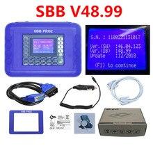 2019 SBB Pro2 V48.88 V48.99 مفتاح مبرمج Silca SBB Pro 2 48.88 48.99 تحديث وظيفة SBB V46.02/V33.2/V33.02 جهاز إرسال مستجيب