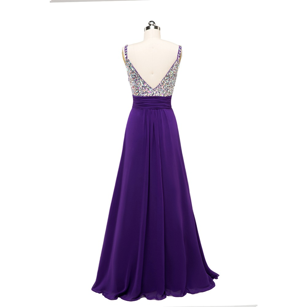 ruthshen Charming Long Bridesmaid Dresses Cheap 2018 Spaghetti ...