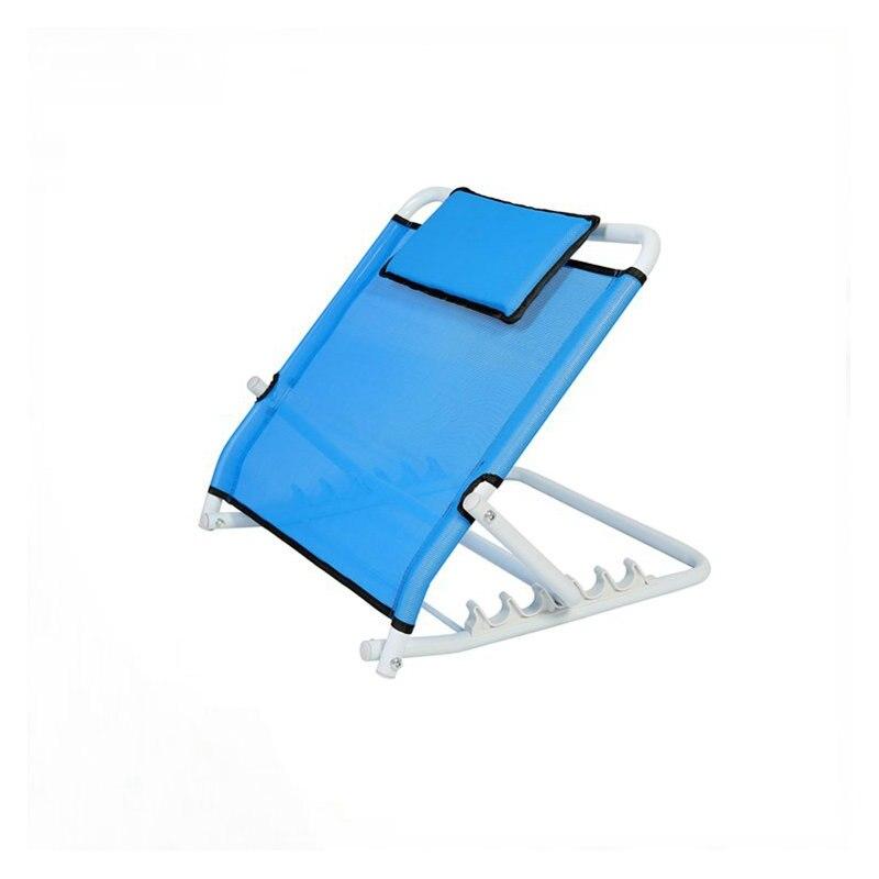 Backrest Bracket on Thickened Steel Tube Bed Bedridden Care For The Elderly Patient Bed Bracket